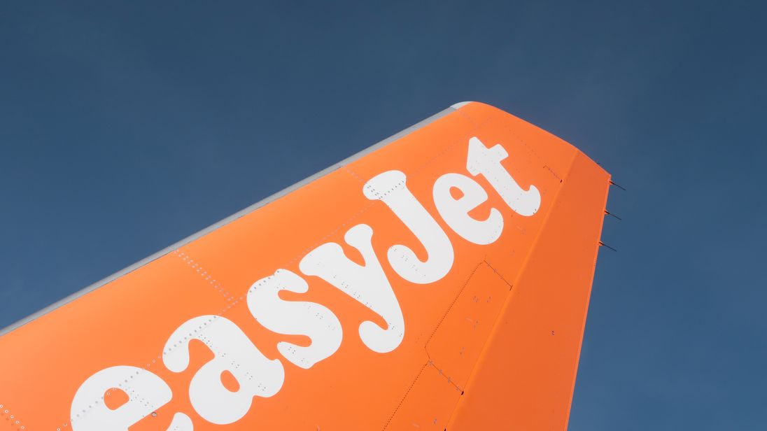 EasyJet may be in line for a new legal headquarters outside of the UK