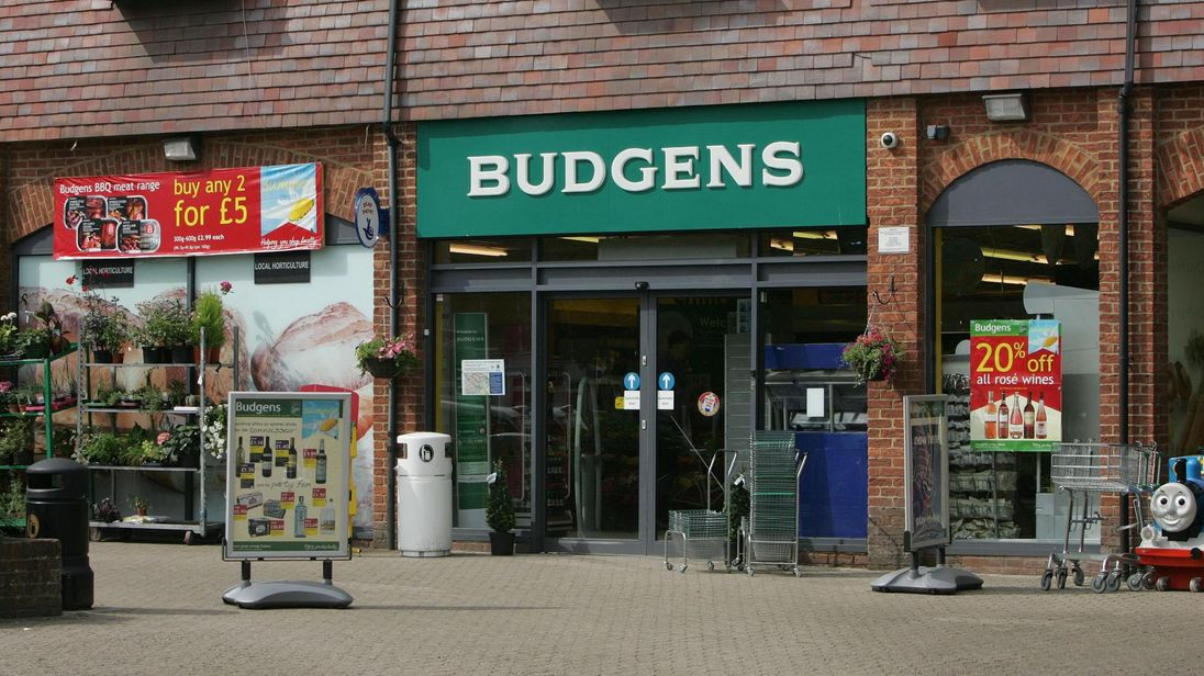 Food Retailer Group owned 34 Budgens stores