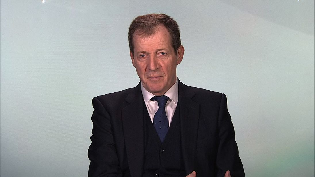 Alastair Campbell on the death of Martin McGuinness
