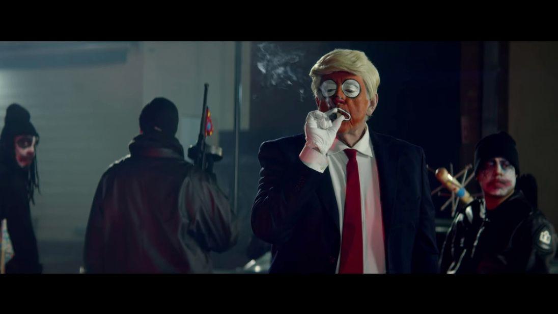 Snoop Dogg parodies Trump in new clip