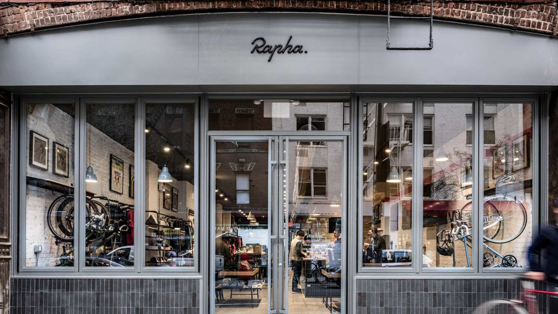 Rapha is a cycling clothing and accessories firm founded in 2004