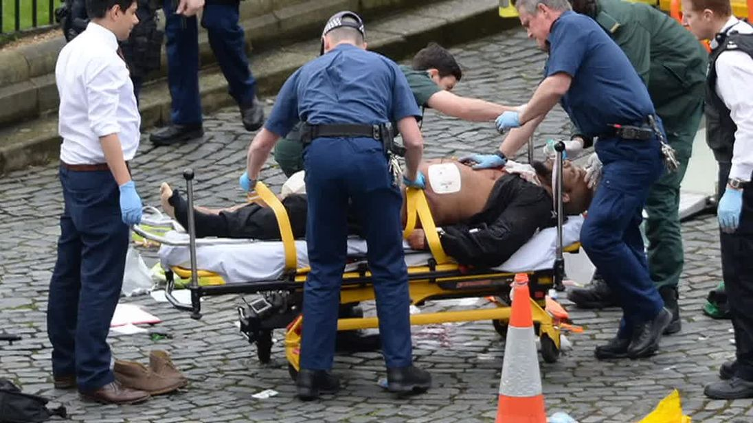 Khalid Masood has been named by police as the Westminster attacker