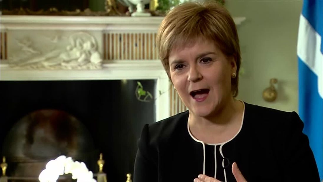 Nicola Sturgeon has written to Theresa May encouraging her to heed the will of the Scottish Parliament