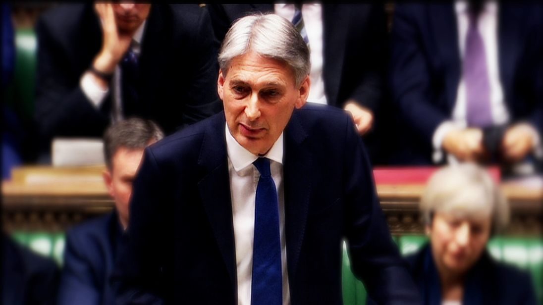 Philip Hammond delivered his first Budget on Wednesday afternoon