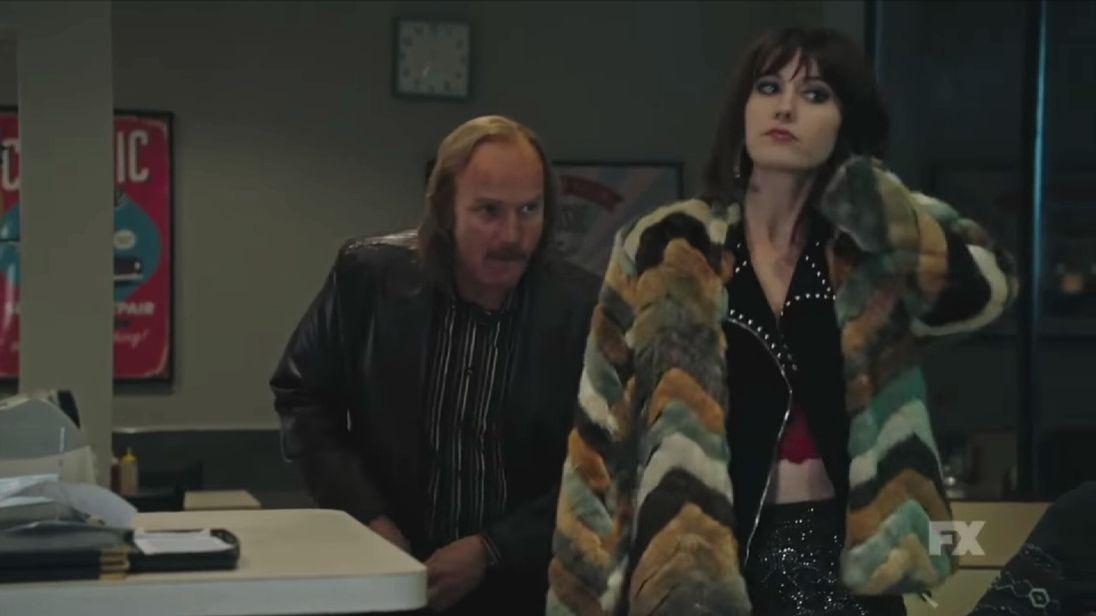 Ewan McGregor and Mary Elizabeth Winstead star in Fargo season 3