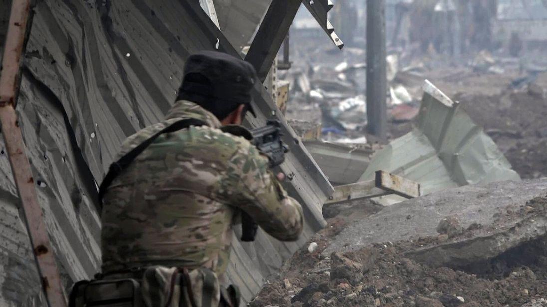 Iraqi forces