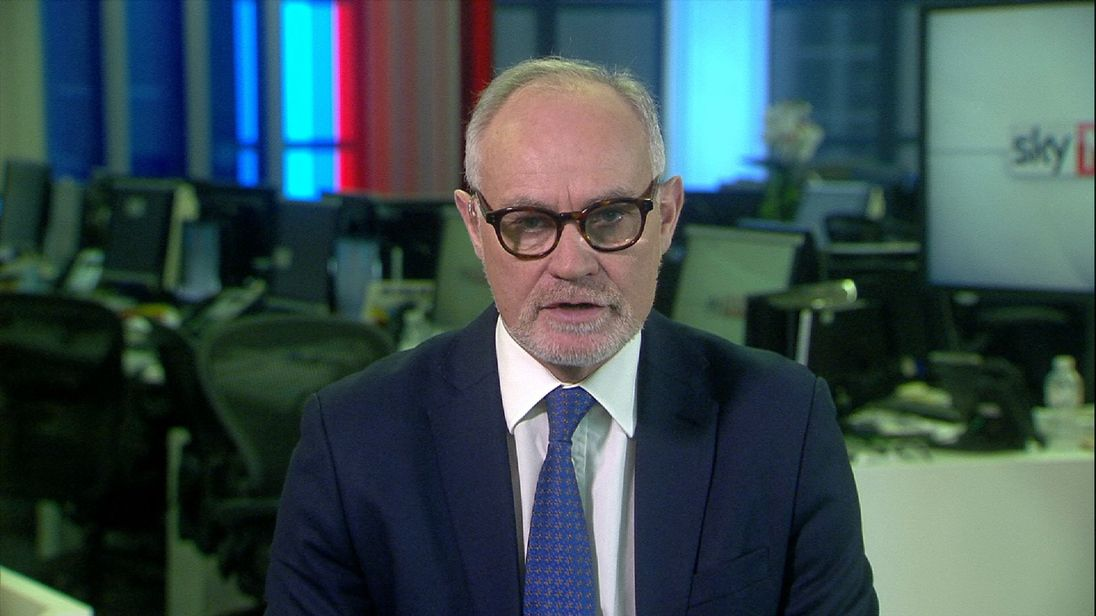 Crispin Blunt is chairman of the Commons foreign affairs select committee