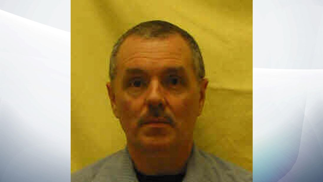 Donald Harvey was serving multiple life sentences. Pic: Ohio Department of Rehabilitation and Correction