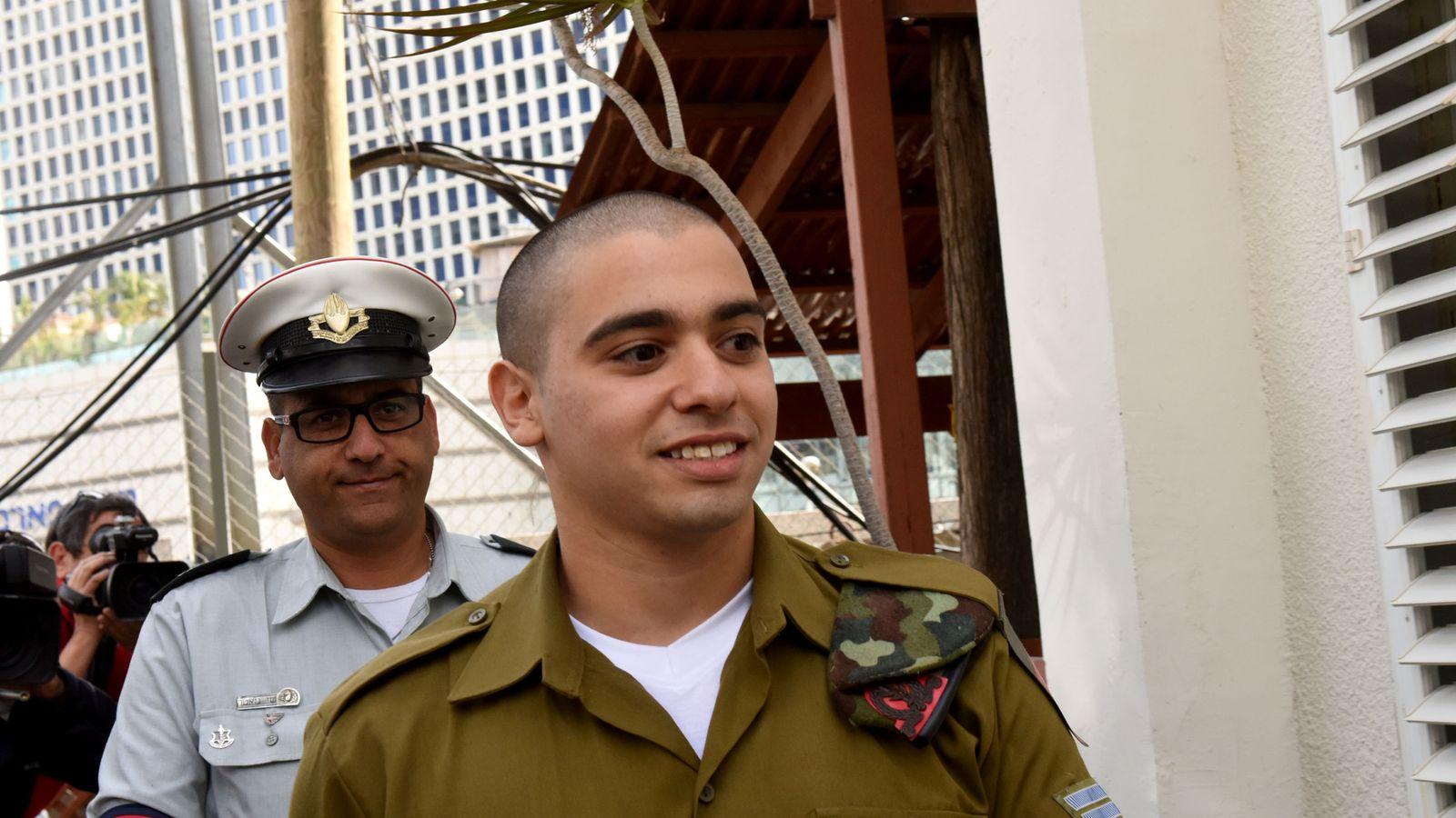 gu israeli soldier jailed - HD1600×900