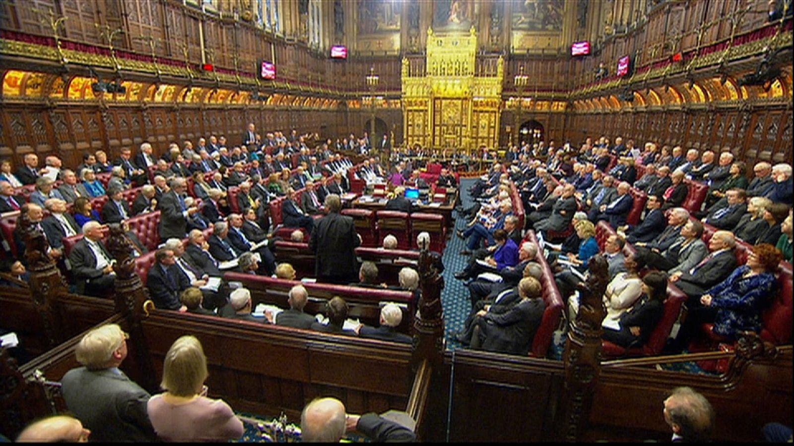 Government 39 s brexit bill defeated in the house of lords for Parlamento live