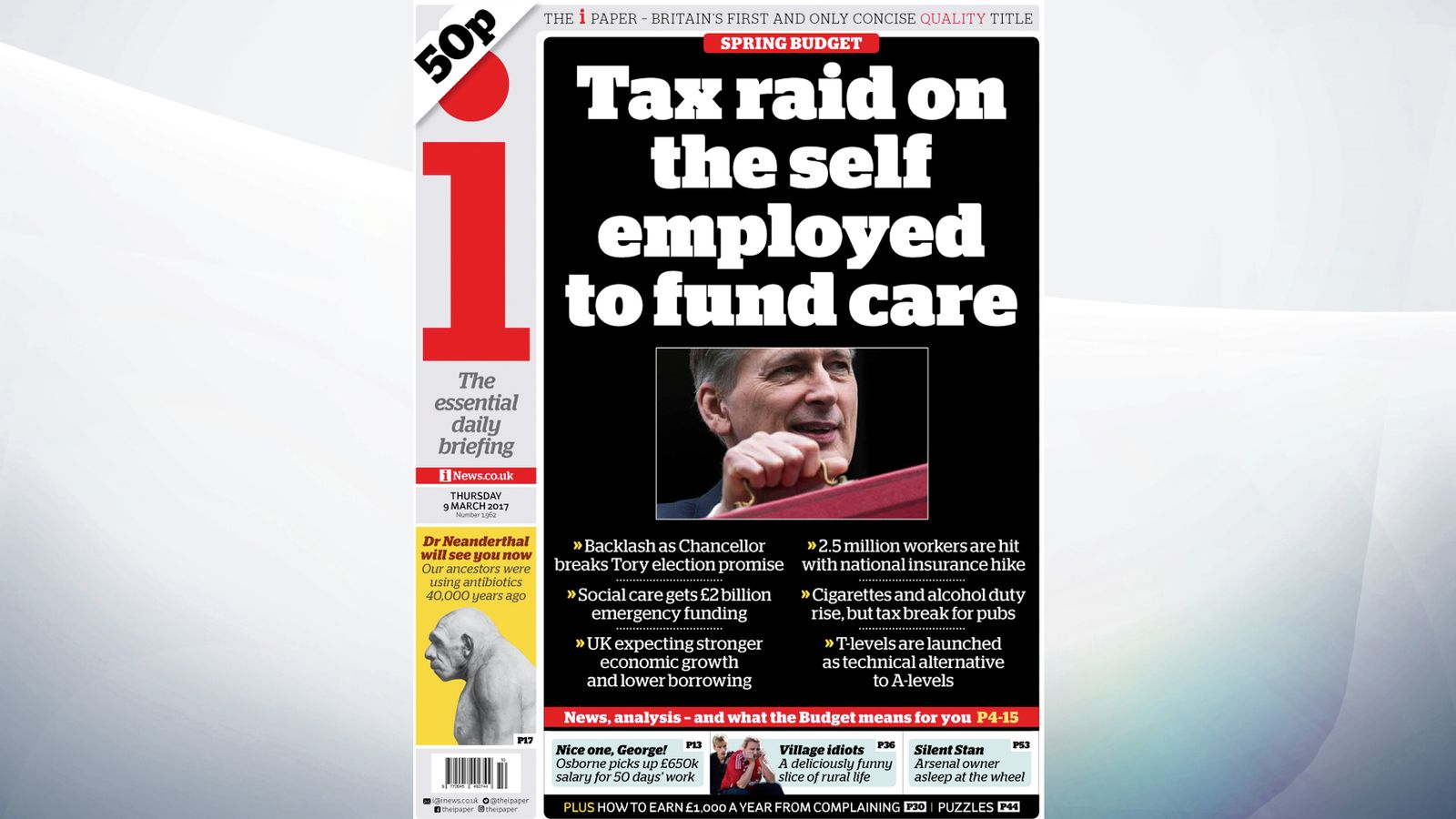 Thursday's national newspaper front pages   UK News   Sky News