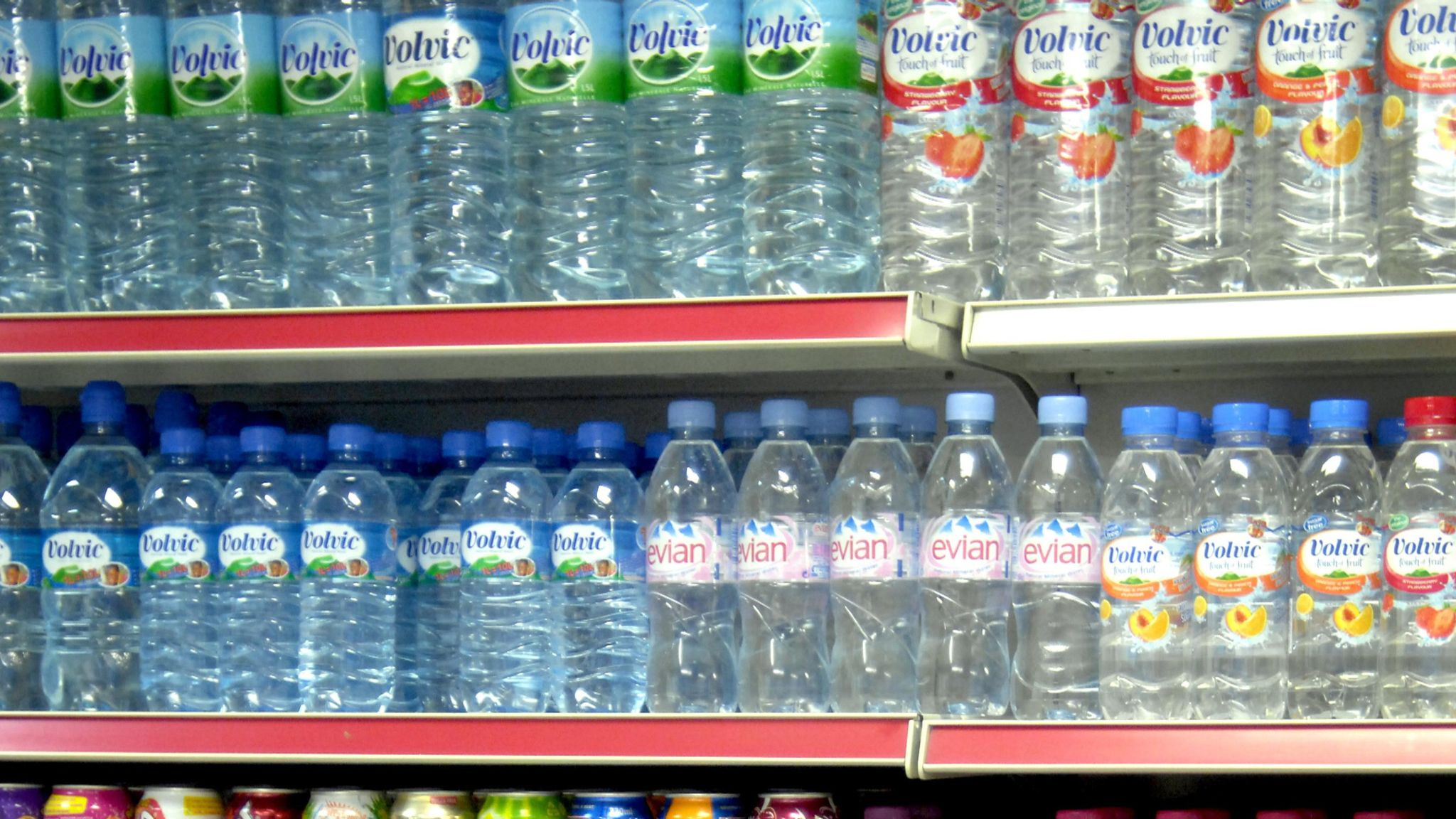 8971bea9d5 Five of the six biggest soft drink firms use just 7% recycled plastic | UK  News | Sky News