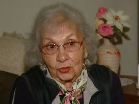 Helen Reynolds was subjected to the three-hour ordeal