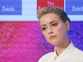 Amber Heard spoke of her sexuality at The Economist's Pride & Prejudice event in New York