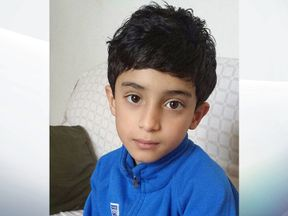 Mohammad Ismaeel Ashraf - known as Ismaeel who died at school of a suspected allergic reaction