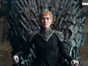 Cersei Lannister - played by Lena Headey