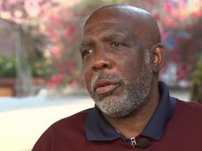 Andrew Wilson served 32 years in prison for a crime he says he did not commit