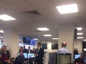 George Osborne. Pic: Joy Lo Dico