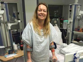 Westminster terror attack victim Melissa Cochran in hospital