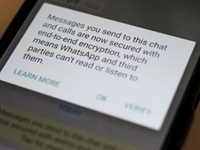WhatsApp claims it cannot read its user's messages, let alone the Government