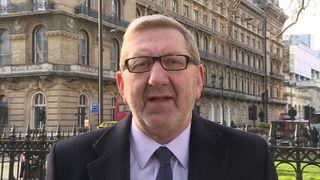 Len McCluskey, Unite General Secretary