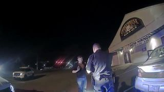 Bryan Puckett was pulled over because he was driving too slowly