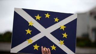Scotland voted strongly to remain in the EU