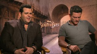 Josh Gad talks singing Gaston in Disney's first 'exclusively gay moment'