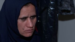 Former female torturer for Islamic State shares with Sky's Alex Crawford how she beat women for not wearing the veil