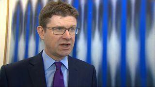 Business Secretary Greg Clark MP