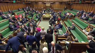 Deputy Speaker suspends House of Commons session amid Westminster streets gunshot incident