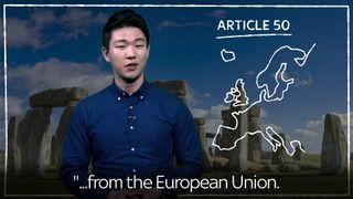 Korean Billy explains key terms used in Brexit