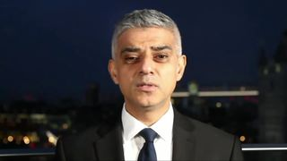 Sadiq Khan responds to the Westminster terror attack
