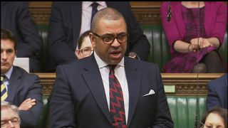 James Cleverly MP pays tribute to PC Keith Palmer