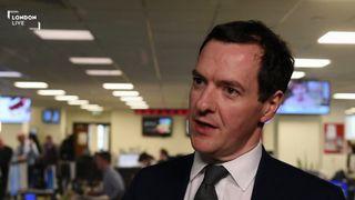 George Osborne. Pic: London Live