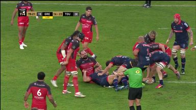Grenoble snatch Toulon draw