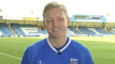 Gillingham's penalty hat-trick hero