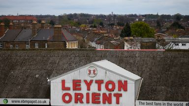 Leyton Orient remain in existence