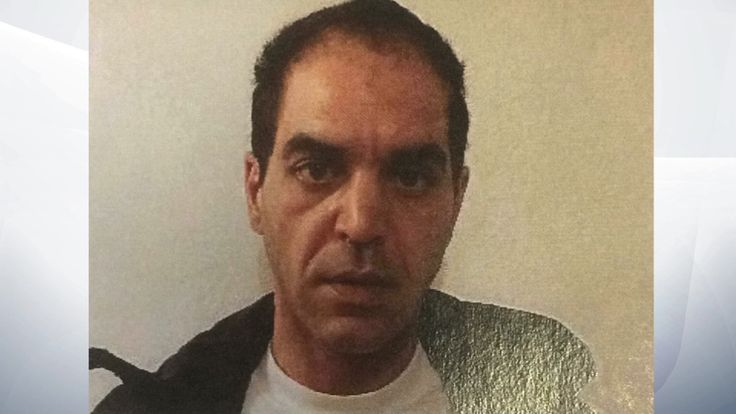 Paris Orly airport shooting suspect 'Ziyed B'