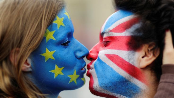 The UK has started the process of ending its 40-year relationship with the EU