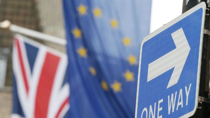 The triggering of Article 50 will put the UK on the path to EU exit. File pic