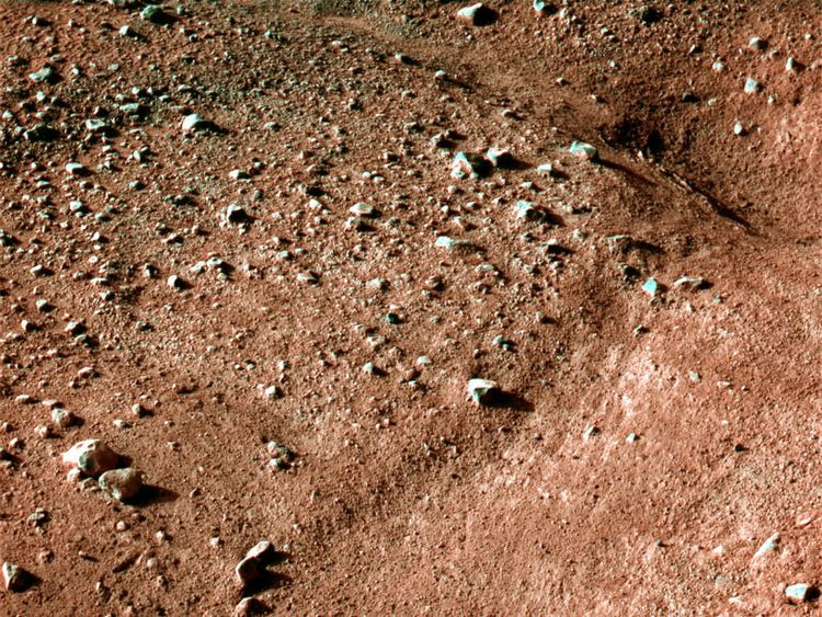 Mars has high carbon monoxide concentrations and freezing temperatures