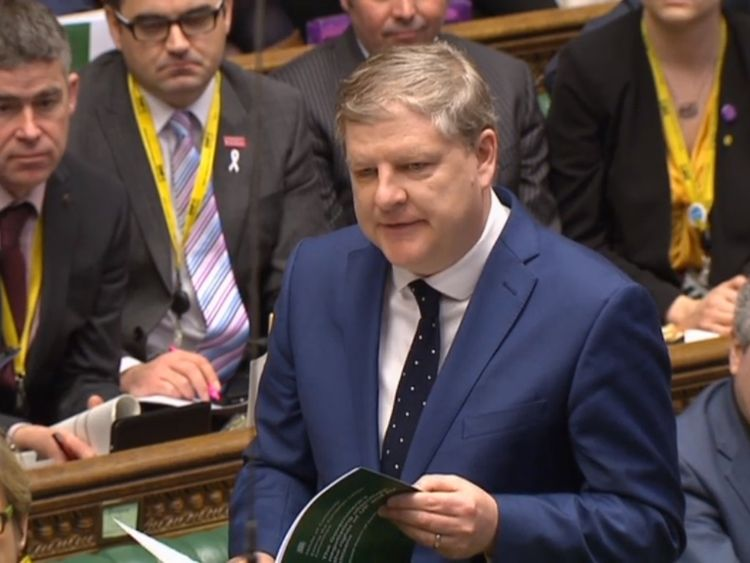 Angus Robertson argues it is for the people of Scotland to decide the country's future