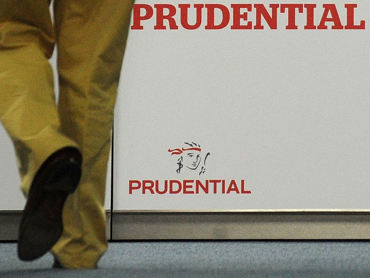 Why the Pru is breaking itself in two