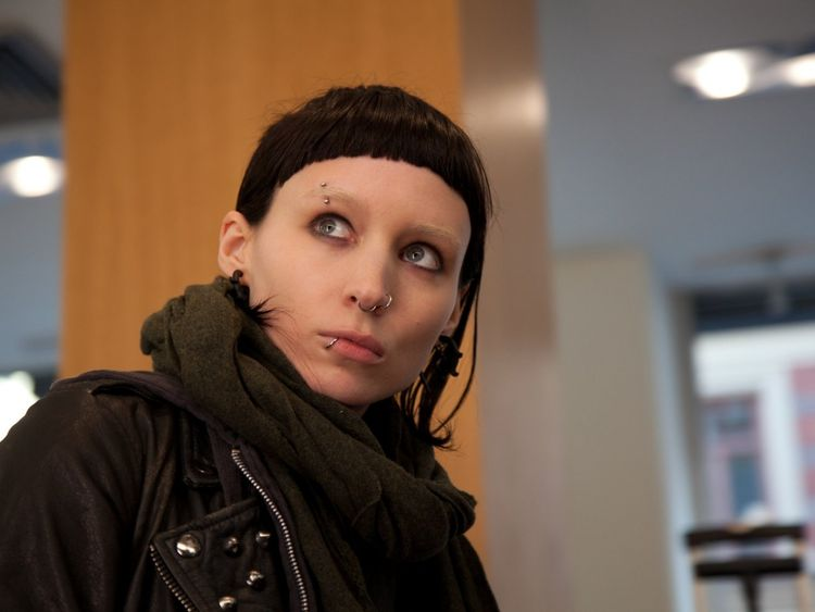Rooney Mara played Lisbeth Salander in the first instalment of the series