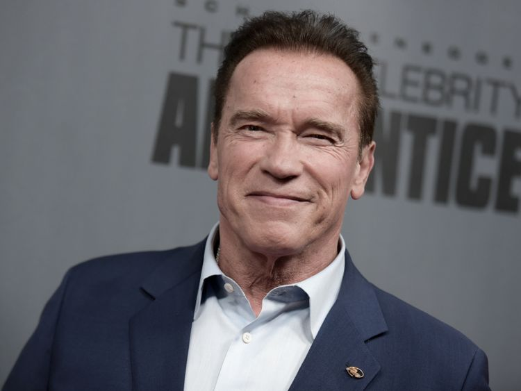 Arnold Schwarzenegger has quit The New Celebrity Apprentice after one series