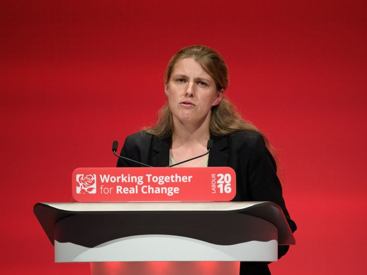 Rachael Maskell hit out at the 'detestable' online abuse directed at MPs