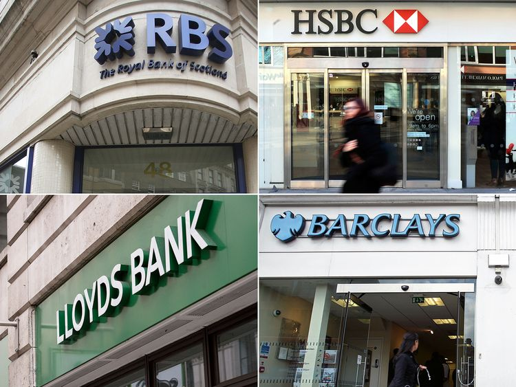 New UK banks challenge dominance of 'big four'