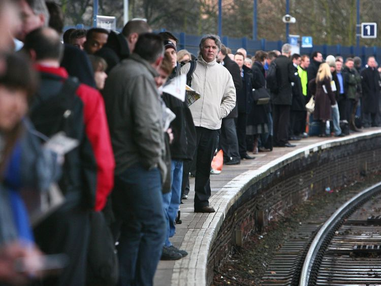 Rail workers to stage 24-hour strikes in January