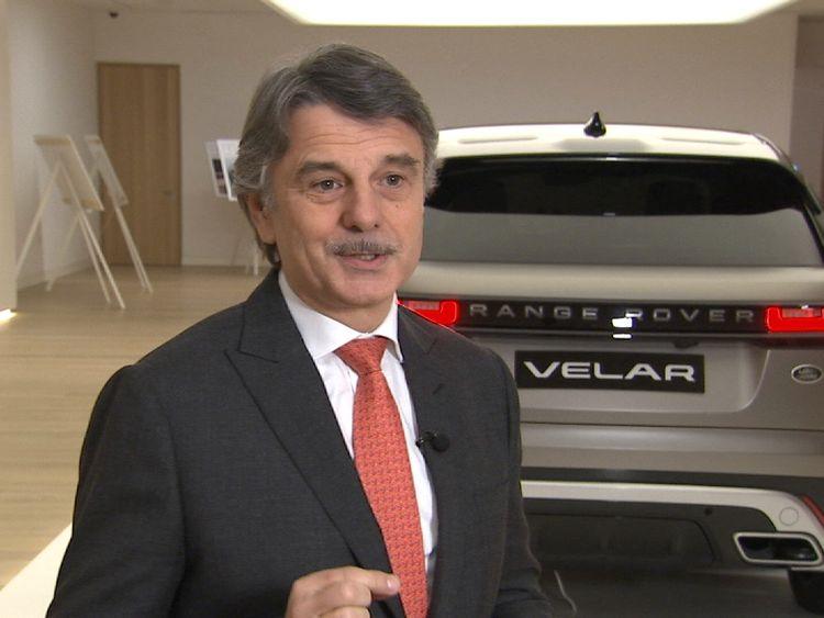 Jaguar Land Rover to cut Halewood production